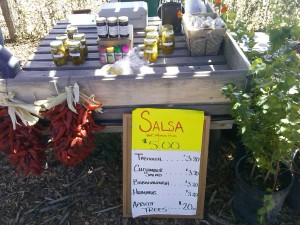 Taos Farm Stand at Red Willow Farmers Market