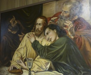 Hyland Last Supper Painting copy