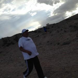 San Felipe Governor Walking