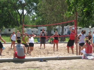 July 4th Volleyball Tournament