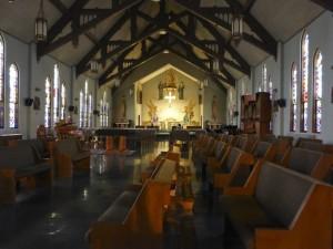 St. Scholastica Monastery Chapel