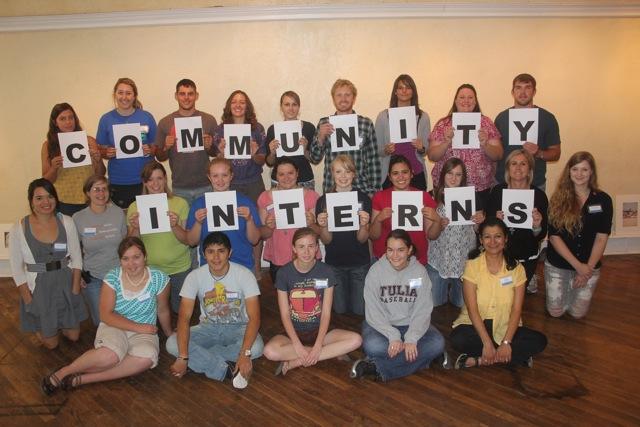 2011 community interns
