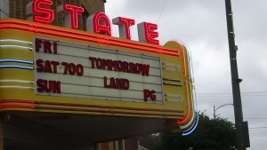 State Theater Marquee