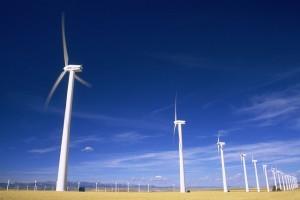 wind turbine in west texas