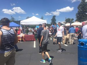 The Old Fashioned Fourth Festival that I recently attended.
