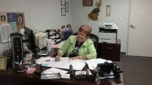 My Office Partner, Director of HR, Kay Cruse