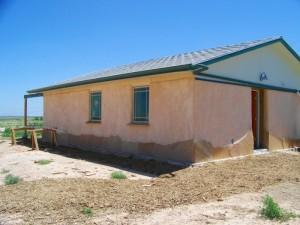 Building at Mariposa where the American Regionalism class met