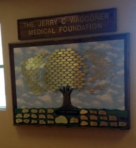 The Jerry C. Waggoner Foundation offers scholarships to Huthchison County students.