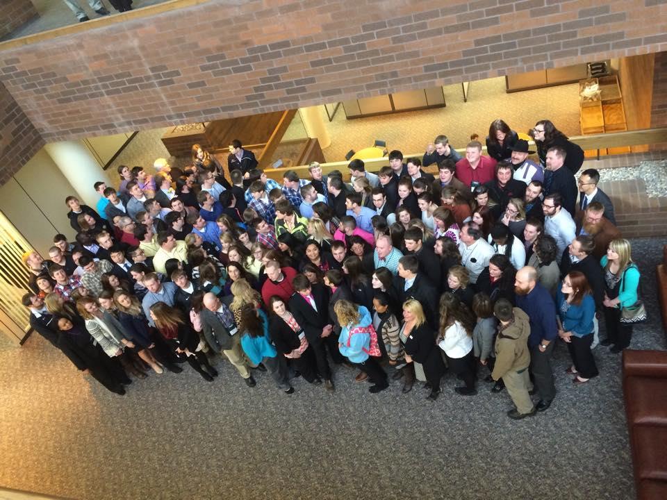 NFU Group Photo