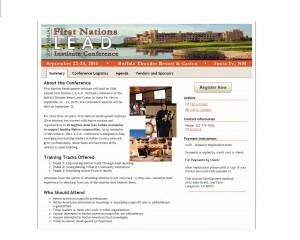 LEAD Web Page