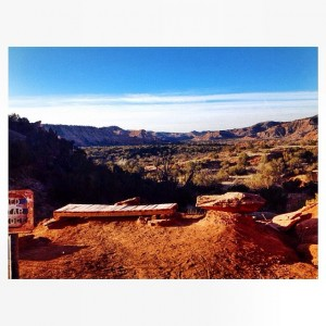 Red Star Ridge, Palo Duro Canyon State Park.