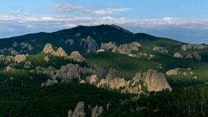 The Black Hills, what Lakotas take pride in as where we come from