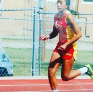 800 meter sprints